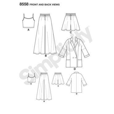 simplicity-mimi-g-sportswear-pattern-8558-front-back-view