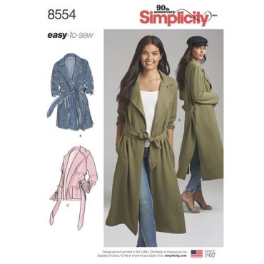 simplicity-soft-trench-pattern-8554-envelope-front