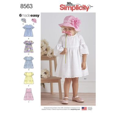 simplicity-toddler-dress-pattern-8563-envelope-front