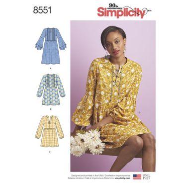 simplicity-tunic-dress-pattern-8551-envelope-front