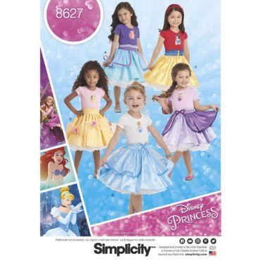 simplicity-disney-skirts-pattern-8627-envelope-front