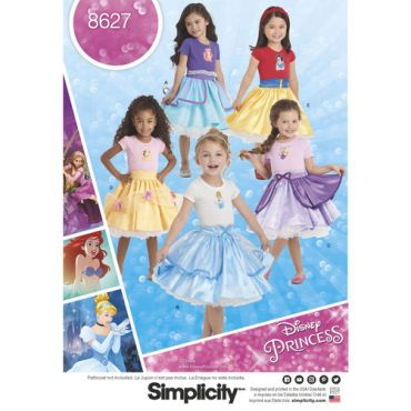 simplicity-disney-skirts-pattern-8627-envelope-front