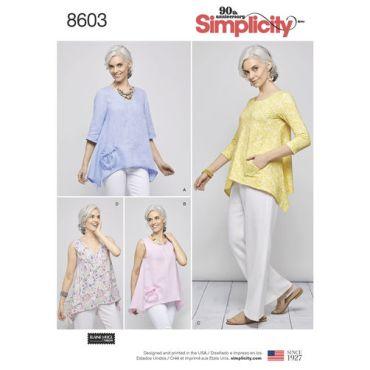 simplicity-elaine-heigl-top-pattern-8603-envelope-front
