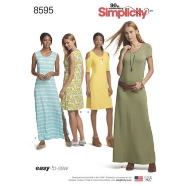 simplicity-knit-dress-pattern-8595-envelope-front