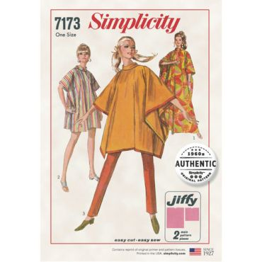 simplicity-vintage-poncho-pattern-7173-envelope-front