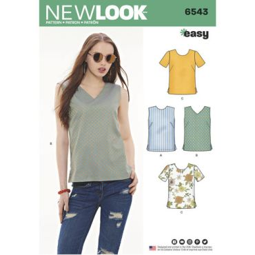newlook-easy-sew-top-pattern-6543-envelope-front