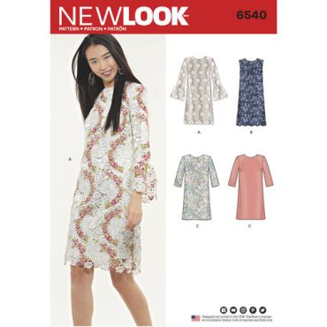newlook-lace-dress-pattern-6540-envelope-front