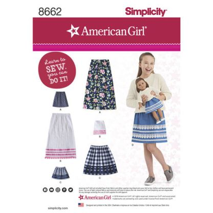 simplicity-american-girl-learn-to-sew-pattern-8662-envelope-front