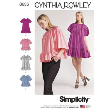 simplicity-cynthia-rowley-pattern-8636-envelope-front