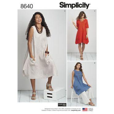 simplicity-linen-dress-pattern-8640-envelope-front