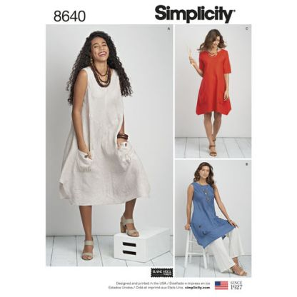 simplicity-linen-dress-pattern-8640-envelope-front