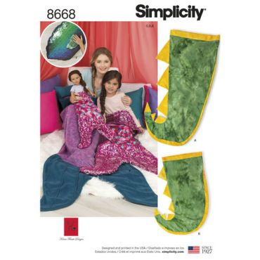 simplicity-mermaid-blanket-pattern-8668-envelope-front
