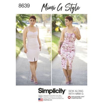simplicity-mimi-g-dress-shirred-stretch-knit-pattern-8639-envelope-front
