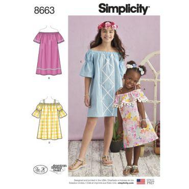 simplicity-off-shoulder-dress-pattern-8663-envelope-front