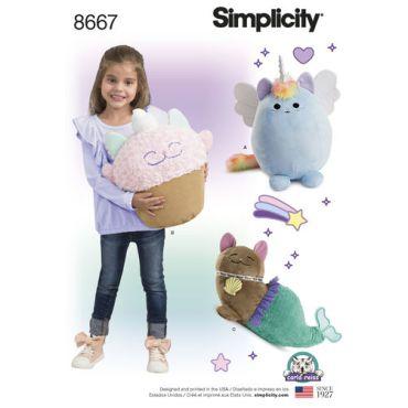 simplicity-stuffed-kitties-pattern-8667-envelope-front