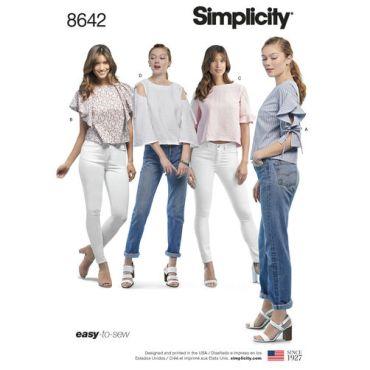 simplicity-top-sleeve-details-pattern-8642-envelope-front