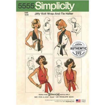 simplicity-vintage-halter-top-pattern-5555-envelope-front