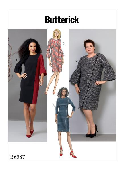 Butterick Patterns Early Fall 2018 – Doctor T Designs