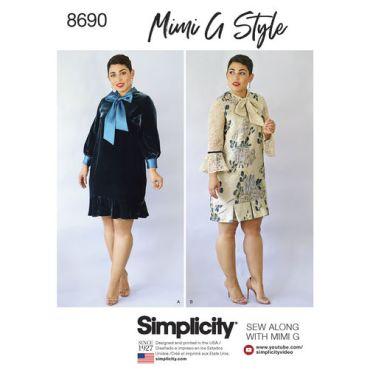 simplicity-mimi-g-bow-shift-dress-mimig-pattern-8690-envelope-front