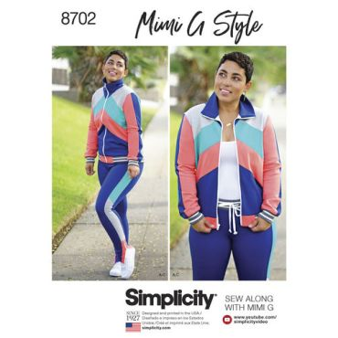 Simplicity Patterns Pre-Fall 2018 – Doctor T Designs
