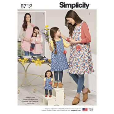 simplicity-mother-daughter-aprons-pattern-8712-envelope-front