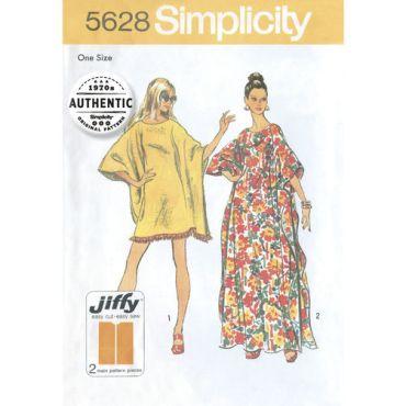 simplicity-vintage-jiffy-caftan-pattern-5628-envelope-front