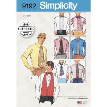 simplicity-vintage-mens-ties-pattern-9192-envelope-front
