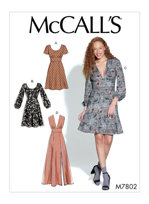 Early Fall 2018 McCall\'s Patterns – Doctor T Designs