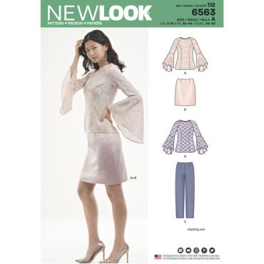 new-look-flare-sleeve-top-pattern-6563-envelope-front
