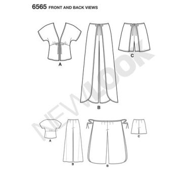 new-look-wrap-pant-pattern-6565-front-back-views