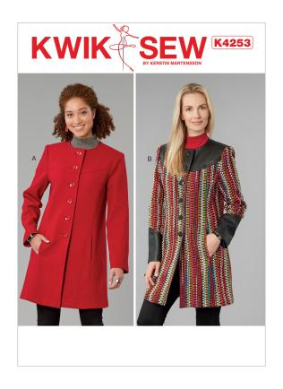 Fallwinter 2018 Kwik Sew Patterns Doctor T Designs