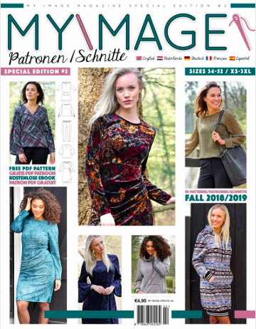 My Image Magazine traditionally only releases two issues per year, but they've recently expanded to…