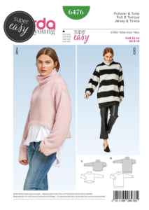 Pattern Review: Burda 6476