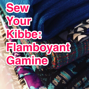 Sew Your Kibbe: Flamboyant Gamine