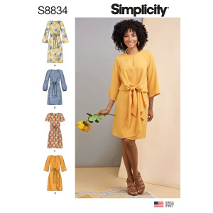 Simplicity Patterns Early Spring 2019