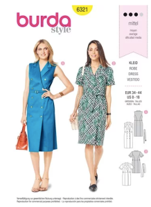 Burda Spring/Summer 2019 Catalog Patterns