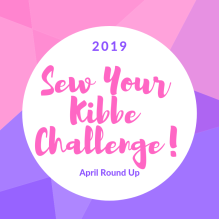 Sew Your Kibbe Challenge – April Round Up
