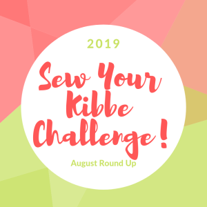 Sew Your Kibbe Challenge – August Round Up