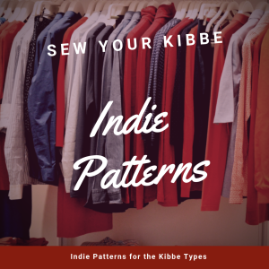 Indie Patterns for the Kibbe Types