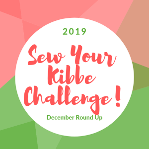 Sew Your Kibbe Challenge – December Round Up