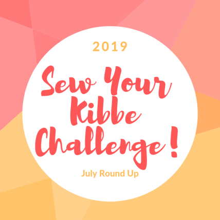 Sew Your Kibbe Challenge – Semi Late July Round Up