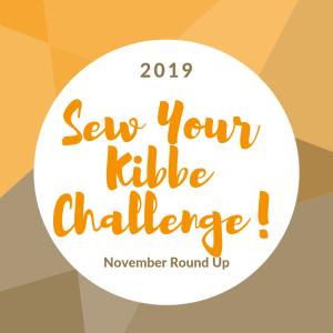 Sew Your Kibbe Challenge – November Round Up