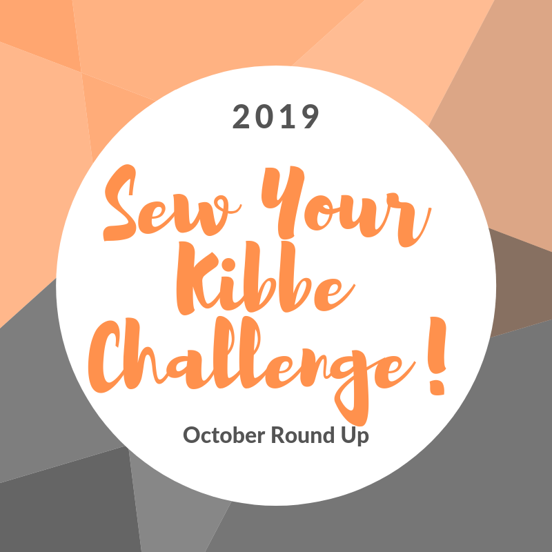 Sew Your Kibbe Challenge – October Round Up