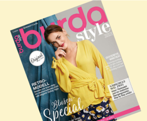 March 2019 BurdaStyle Magazine