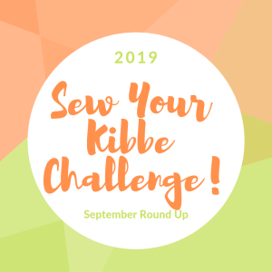 Sew Your Kibbe Challenge – September Round Up