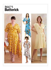 Butterick Patterns Summer 2019