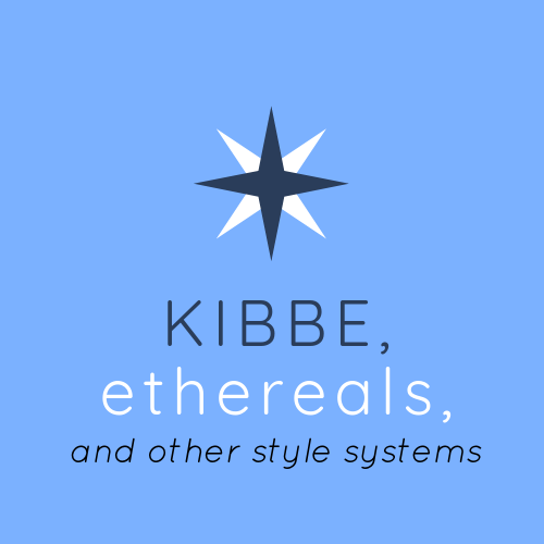 Olga's Ethereals and Other Theories About Modifications to Kibbe Types