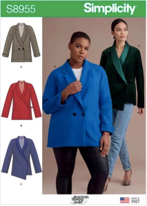 Simplicity Patterns Early Fall 2019