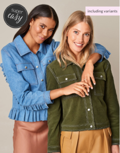 Fall 2019 Burda Easy Magazine