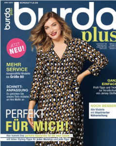 Burda Plus Magazine Fall/Winter 2019